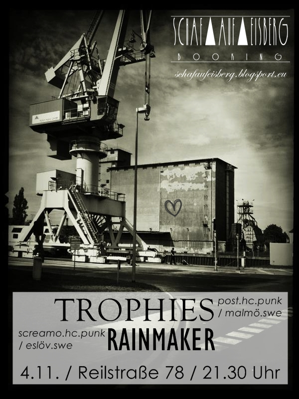 Trophies + Rainmaker